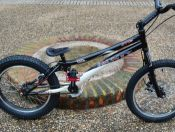 MONTY 219 MAGURA BLACK 2008 (LIMITED SERIES AL4BIKES, REVERSE BRAKES) - OUT OF MARKET