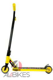SCOOTER BESTIAL WOLF BOOSTER B8 YELLOW - Scooter  Bestial Wolf Booster B8 Yellow