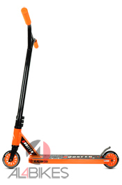 SCOOTER BESTIAL WOLF BOOSTER B8 ORANGE - Scooter  Bestial Wolf Booster B8 Orange