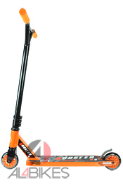 SCOOTER BESTIAL WOLF BOOSTER B6 ORANGE - Scooter  Bestial Wolf Booster B6 Orange