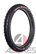 FRONT TIRE MONTY PRO RACE 20X2.00 WITHOUT LOGO