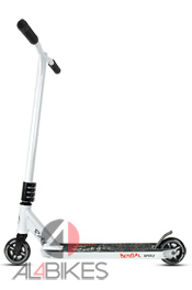 BESTIAL WOLF ROCKY R8 WHITE SCOOTER - Bestial Wolf Rocky Pro Scooter R8 White