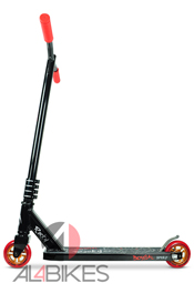 BESTIAL WOLF ROCKY R6 BLACK SCOOTER - Bestial Wolf Rocky Pro Scooter R6