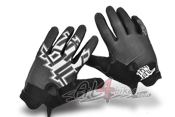 GUANTES TRY ALL NEGROS