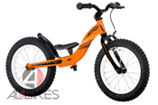 MONTY 202 NARANJA  - Monty 202 color naranja y negra