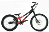 MONTY 205 PR (RED/BLACK) - OUT OF MARKET