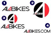 ADHESIVOS AL4BIKES - Adhesivos Al4bikes.
