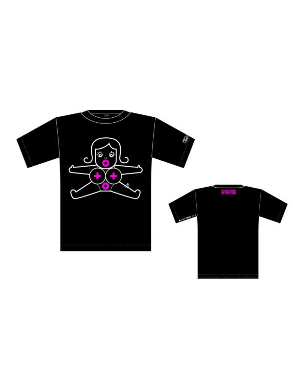 CAMISETA 24 BICYCLES DOLLY FLUO - Camiseta 24 Bicycles Dolly fluo.