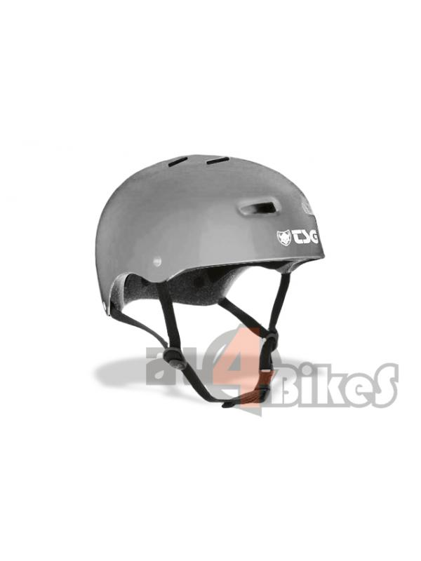 CASCO TSG GLOSS GREY TALLA XL - Casco TSG Gloss Grey