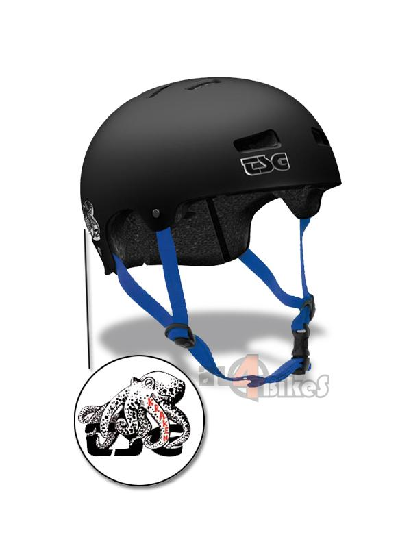 CASCO TSG BLACK KRAKEN  - Casco TSG Black Kraken