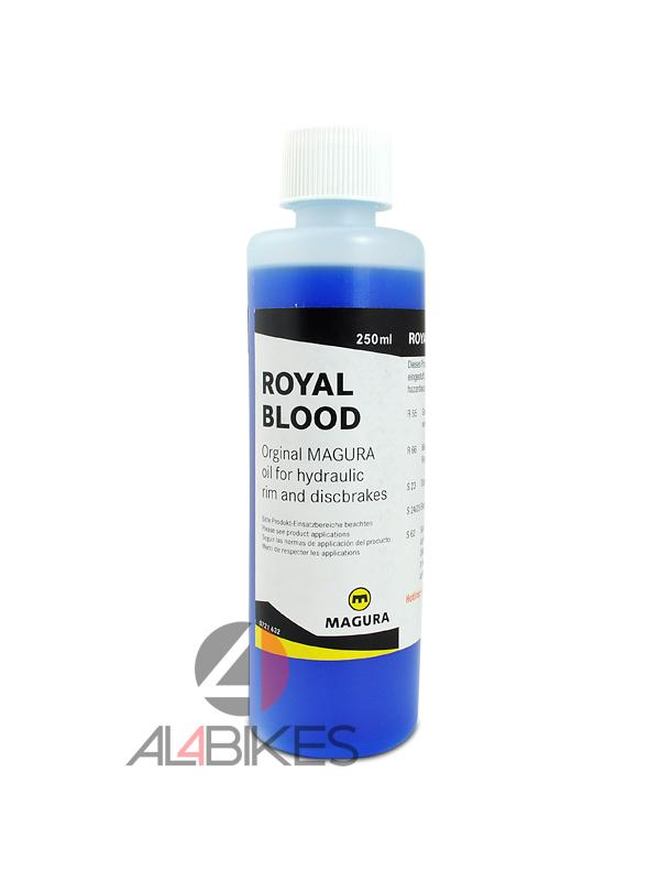 LIQUIDO FRENOS HIDRAULICOS MAGURA ROYAL 250ML