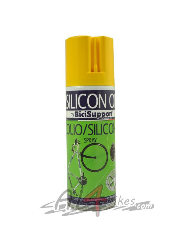 SPRAY CADENA SILICON OIL - Spray para cadena Aceite con silicona