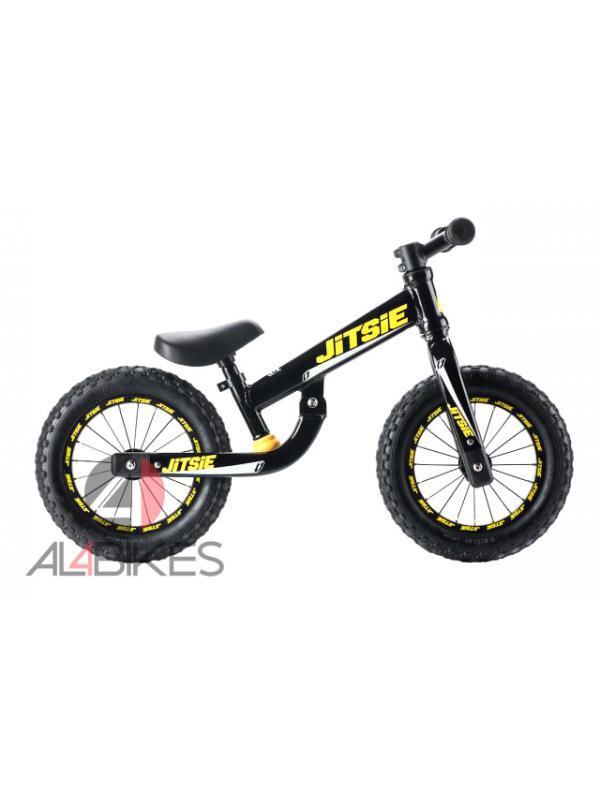 "BICICLETA PUSH BIKE JITSIE MINI VARIAL 12 PULGADAS - Nueva bicicleta tipo push-bike de 12"" pulgadas"