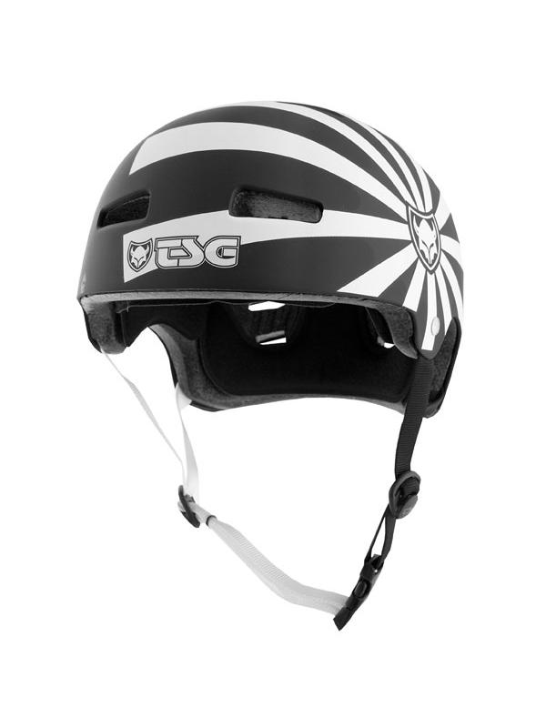 CASCO TSG BEAM TALLA L/XL (58-59) - Casco biketrial TSG Evolution Graphic Desing, Modelo Beam
