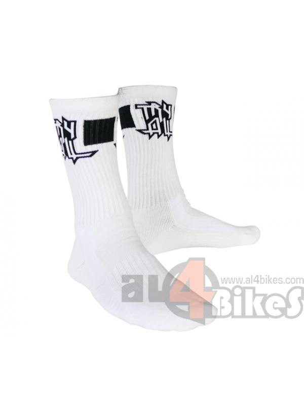 CALCETINES TRY ALL BLANCOS 2010 - Calcetines Try all blancos 2010
