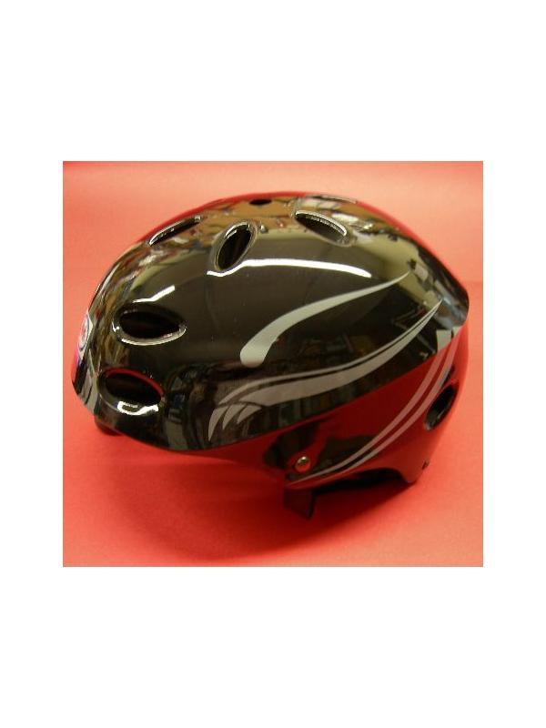 CASCO BIKETRIAL MONTY (NEGRO) - Casco biketrial Monty (NEGRO) Almohadillas ajustables a tres tallas S,M,L