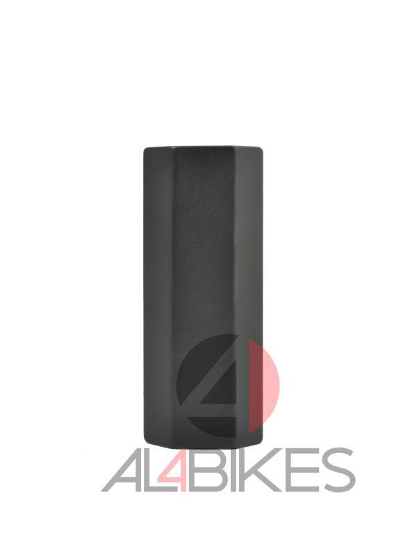 CLAMP ALUMINIO NEGRO 4 TORNILLOS BLAZER PRO - Abrazadera de Aluminio en color Negro Blazer Pro