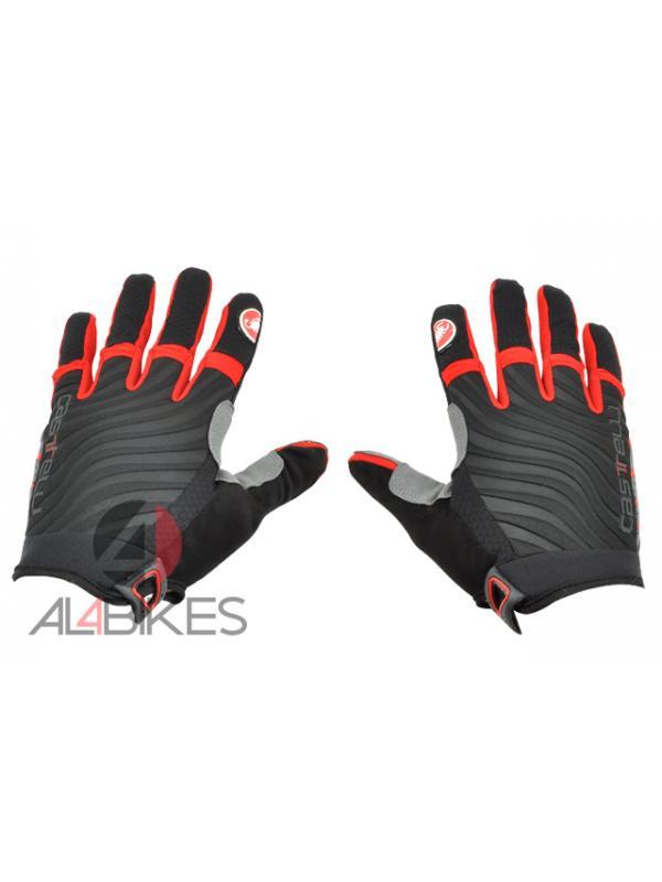 CW.6.0 CROSS GLOVE - Nuevos guantes Castelli con palma de Clarino