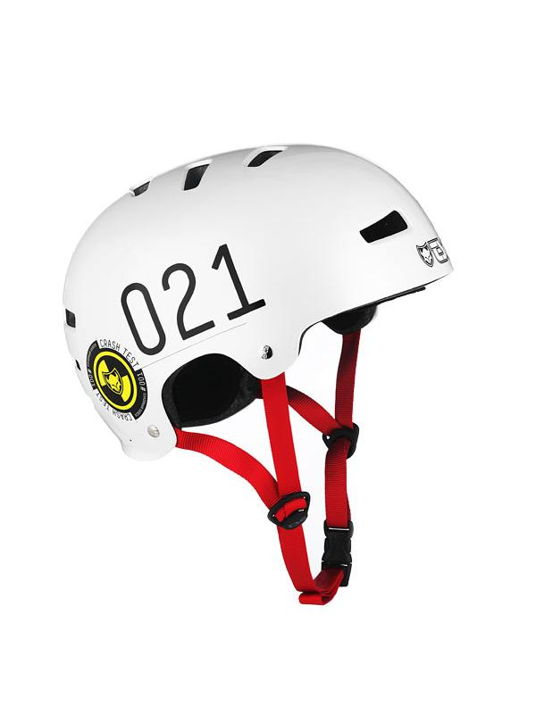 CASCO TSG DUMMY TALLA S/M (56-57) - -Casco biketrial TSG Evolution Graphic Desing, Modelo Dummy.