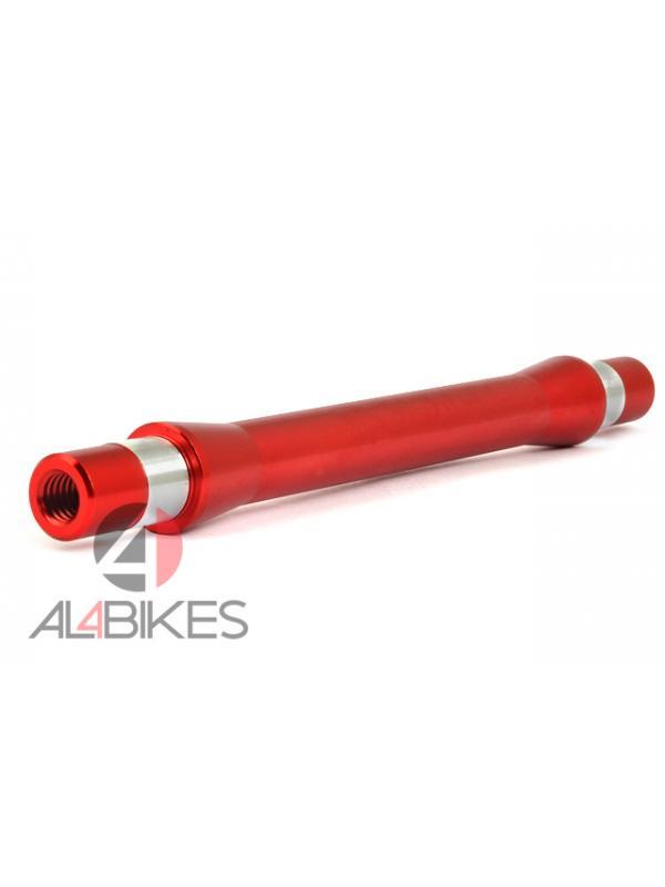 EJE DE ALUMINIO H116 TRASERO TRY ALL - Eje trasero de aluminio Try All de 116 mm