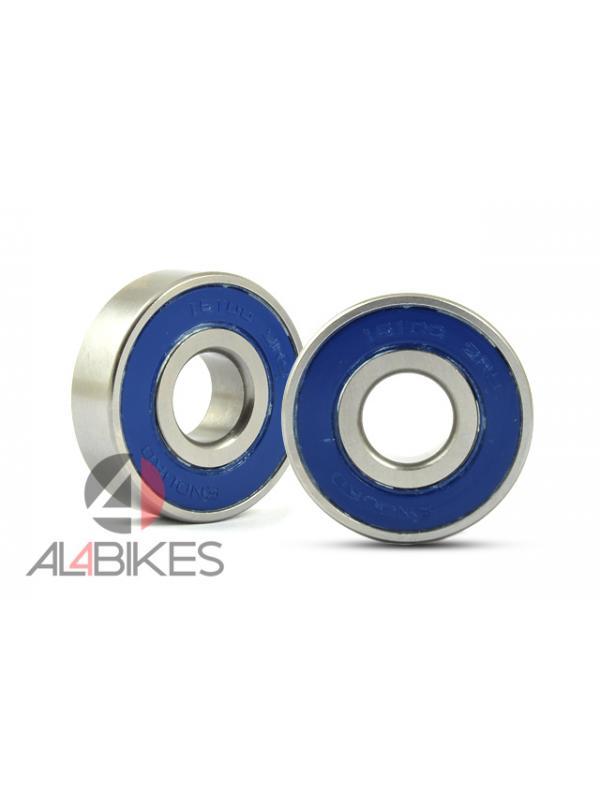 RODAMIENTOS ABEC 3 10x28x8 - Rodamientos ABEC 3 10x28x8