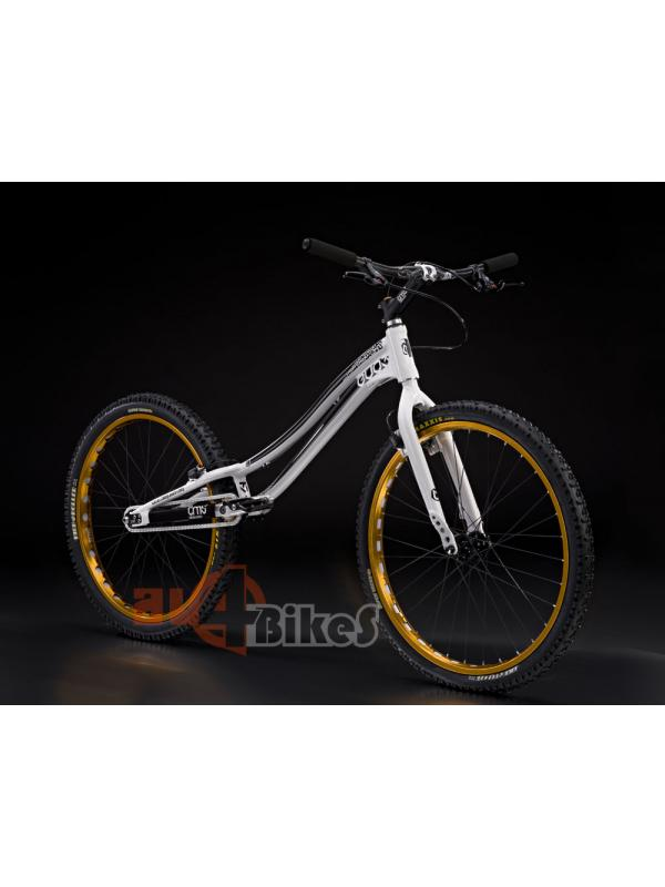 EVO 3 FULL HS LONG BLANCA - TMS EVO3 BIKE BLANCA