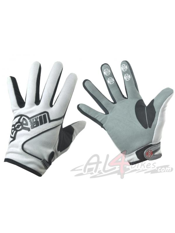 GUANTES TRY ALL BLANCOS