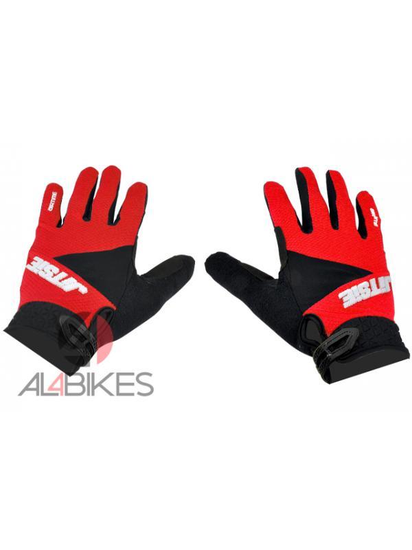 GUANTES JITSIE AIRTIME 2 ROJO /NEGRO - Nuevos guantes JITSIE AIRTIME 2 rojo/negro