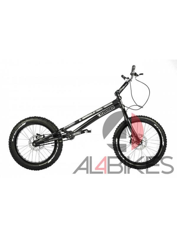BICICLETA KABRA F20 DISC - Kabra F20 Disc Bike