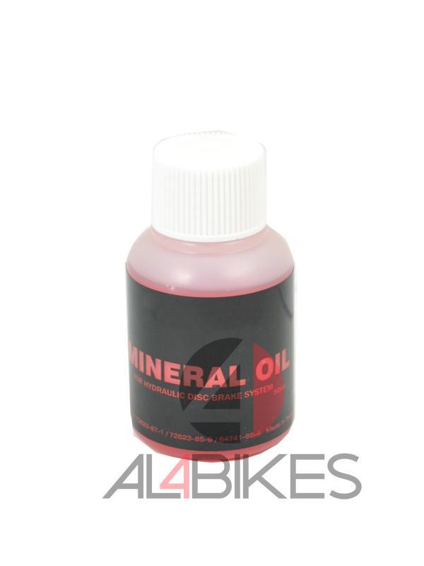 ACEITE MINERAL XLC - Aceite mineral freno de disco XLC