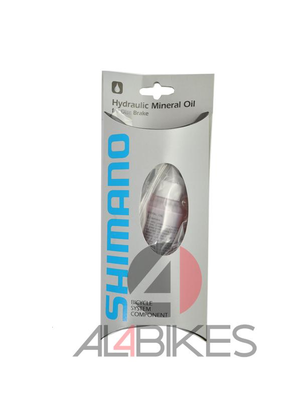 LIQUIDO ACEITE MINERAL SHIMANO - Liquido aceite mineral Shimano