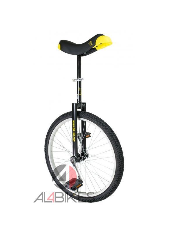 MONOCICLO QUAX LUXUS 24 BLACK - Monociclo Luxus 24 Black para principiantes y avanzados, para distancias más largas