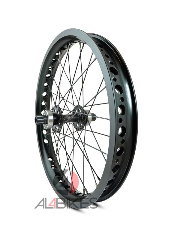 RUEDA KOXX-ONE TRIAL - Rueda completa Monociclo Koxx-1 Trial