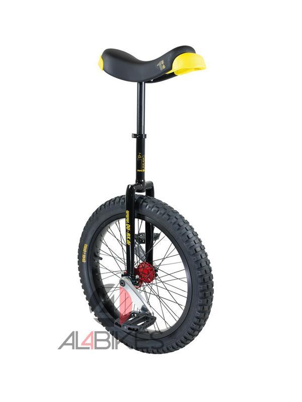 MONOCICLO QUAX MUNI STARTER 20 + REGALO PROTECCIONES - Monociclo Quax Muni starter de 20