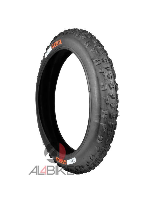 NEUMATICO TRASERO OBR GEKOK 19X2.60 - Nuevo neumático de la marca OBR Gekok (Own By Riders) especialmente diseñado para trial de 19X2.60