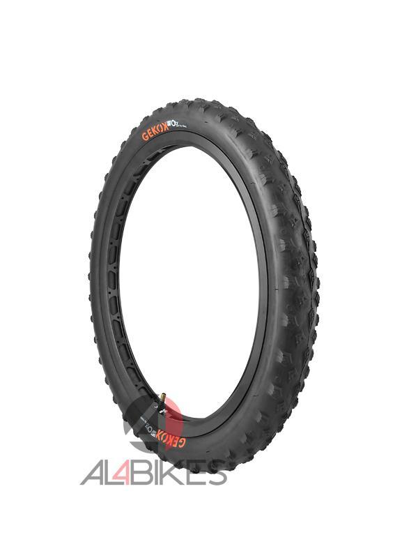 NEUMATICO DELANTERO OBR GEKOK F20 20X2.0 - Nuevo neumático de la marca OBR Gekok (Own By Riders) especialmente diseñado para trial de 20x2.0