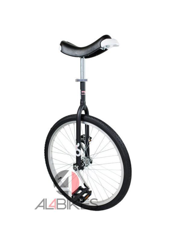 MONOCICLO ONLYONE BASIC 24 NEGRO + ESPINILLERAS REGALO - Monociclo Onlyone basic 24