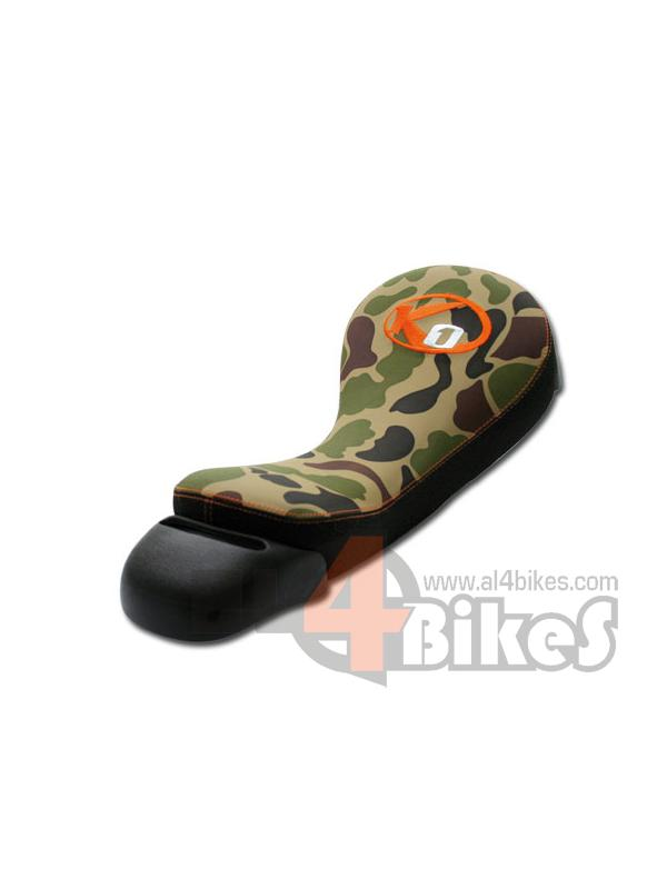 ASIENTO ORANGE BUD - Asiento Orange Bud.