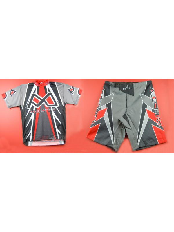 PACK ROPA MONTY COMPETICION 2007 - -Pack ropa competicion modelo 2007