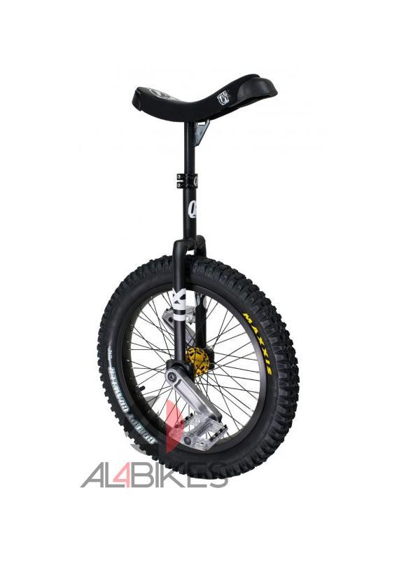 MONOCICLO QX MUNI 19 BLACK - Monociclo QX Muni 19