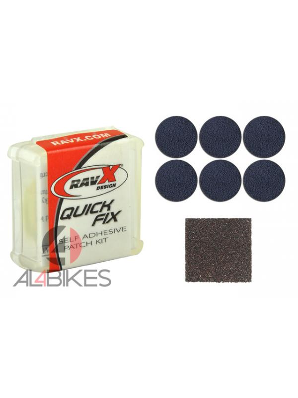 PARCHES AUTO ADHESIVOS RAVX QUICK FIX - Parches auto adhesivos Ravx Quick Fix