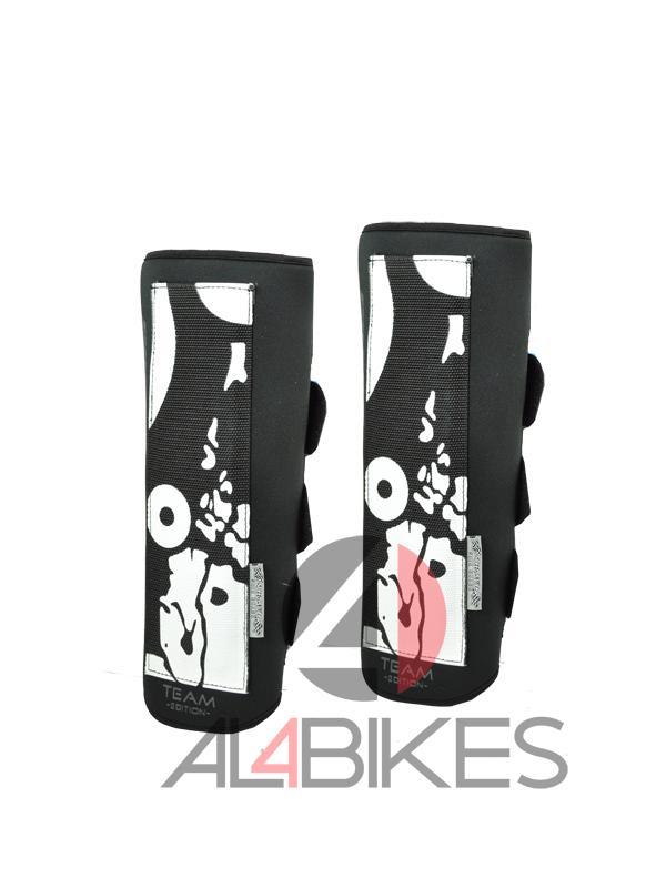 ESPINILLERAS SPEED STUFF TEAM EDITION  - Espinilleras Speed Stuff Biketrial
