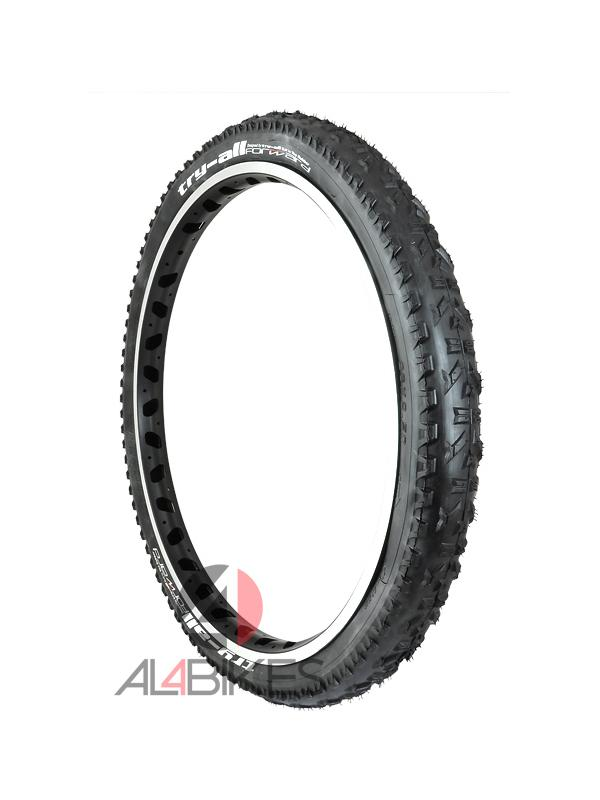 NEUMATICO TRASERO FORWARD TRY ALL 26X2.50 LIGHT - Neumático trasero forward try all 26X2.50 Light