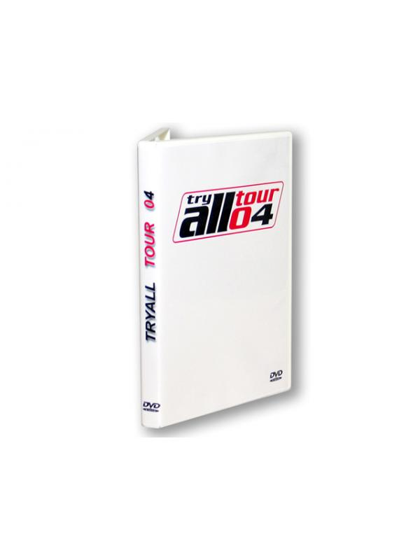 DVD TRY ALL TOUR 04 - DVD TRY ALL TOUR 04
