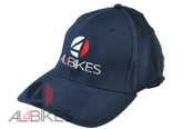GORRA FLEX KANSAS AL4BIKES NAVY - Gorra flex Kansas Al4Bikes navy