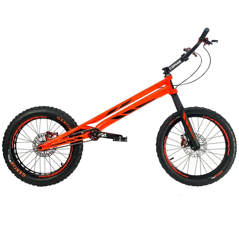 BICICLETA COMAS TRIAL 1008 R2 HOPE