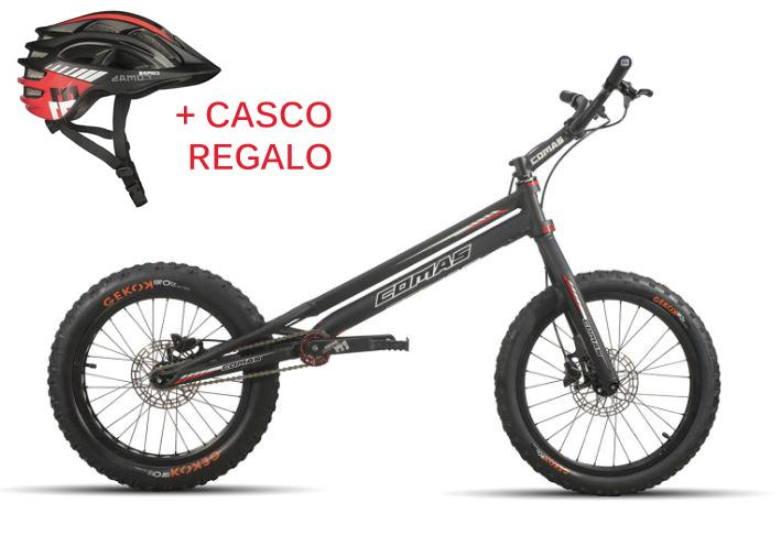 BICICLETA COMAS TRIAL 1008 R1 HOPE TECH3 - Bicicleta Comas Trial 1008R1 con frenos Hope zone trial tech3
