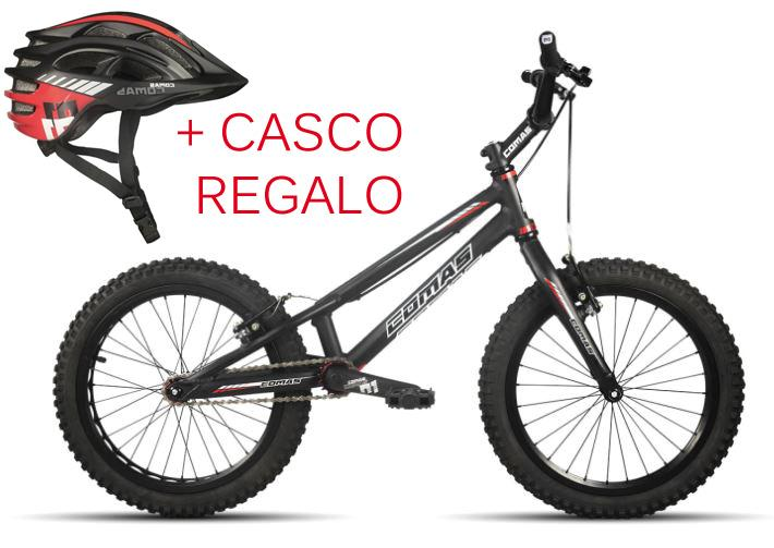 BICICLETA COMAS TRIAL 740 R1 18 PULGADAS