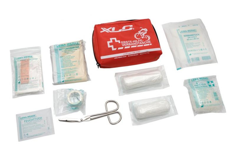 BOTIQUIN PRIMEROS AUXILIOS XLC - Botiquín primeros auxilios Xlc