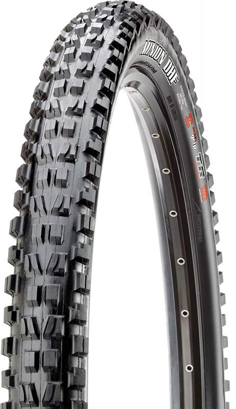 MINION DHF MAXXIS 26X2.50 42a UST TUBELESS ST - Neumático MINION DHF MAXXIS 26X2.50 42a UST TUBELESS ST